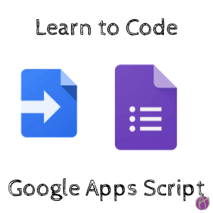 Learn to code google apps script