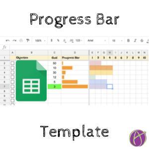 Progress Bar Template