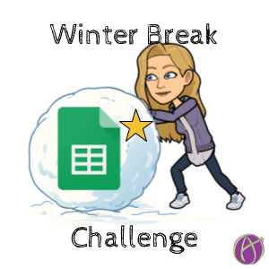 Winter Break Challenge Game