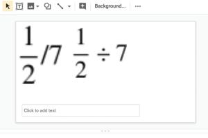 Pixelated Equations