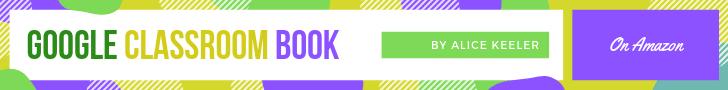 Google Classroom Book Advertisement