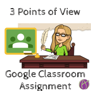 Google Classroom: 3 Rounds of Writing