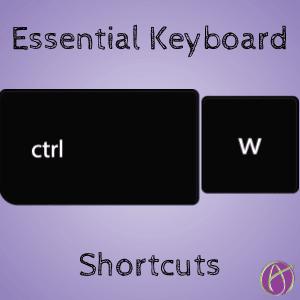 Essential Teacher Keyboard Shortcuts