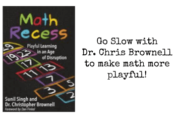 Go slow with Brownell