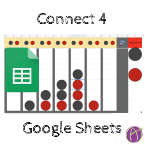 Connect 4 in Google Sheets