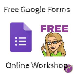 Free Google Forms Online Workshop