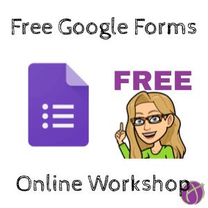 Free Google Forms Online Workshop