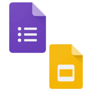 Use Google Forms and Slides for Clickers