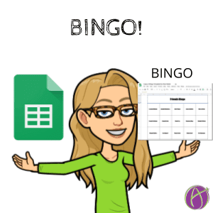 Bingo by Alice Keeler