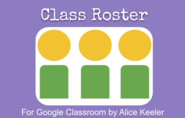 Class Roster for Google Classroom