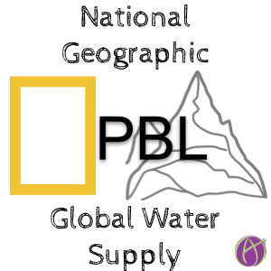 National Geographic Global Water Supply