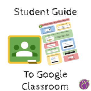 2019 Student Guide to Google Classroom