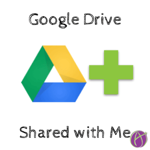 Google Drive Shared with Me