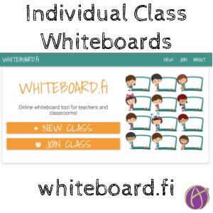individual class whiteboards whiteboard.fi
