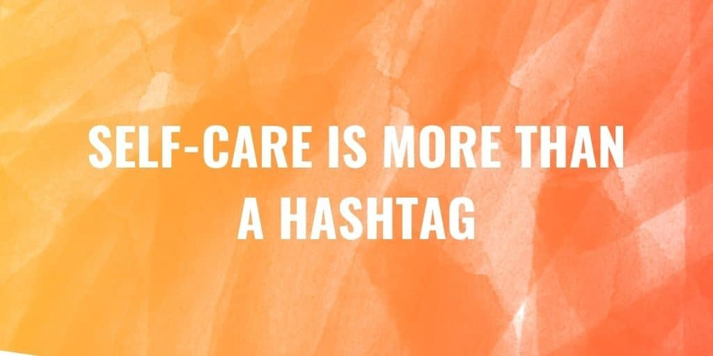 Self-Care is More Than a Hashtag with @MjmcalliWrites