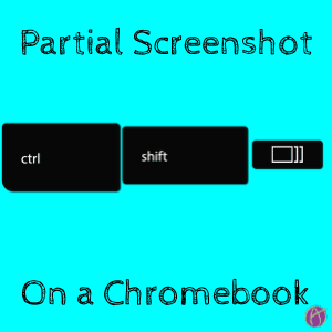 Chromebook- Partial Screenshot
