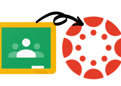 Moving from Google Classroom to CANVAS LMS