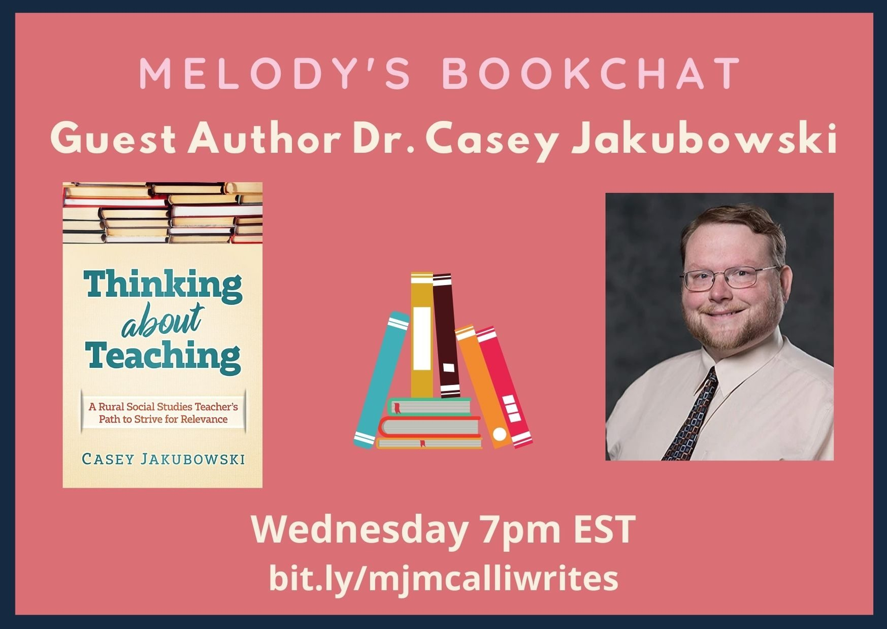 Thinking About Teaching with @CaseyJ_edu & @Mjmcalliwrites
