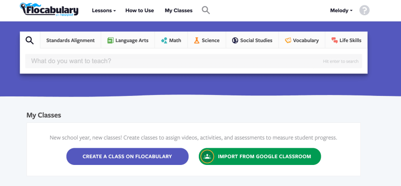 Allow students to retake if they make below passing grades on flocab assignments.