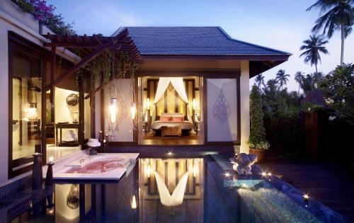 Anantara Phuket, Thailand