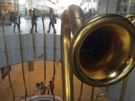 """le 23 trombe per """"Le voci della città"""""""