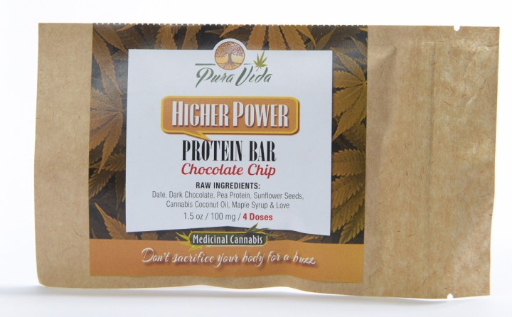 Protein Bar by Pura Vida