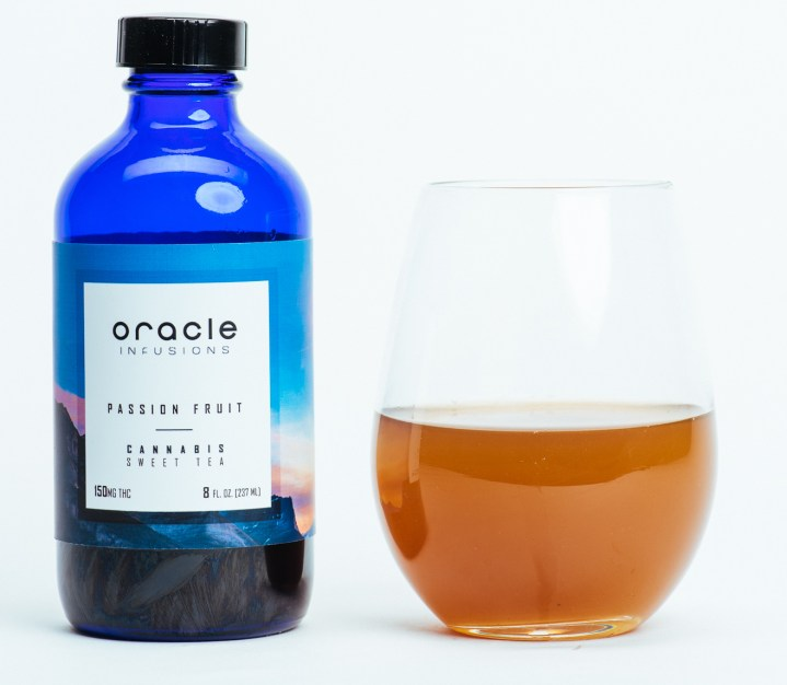 Passion Fruit Sweet Tea by Oracle Infusions