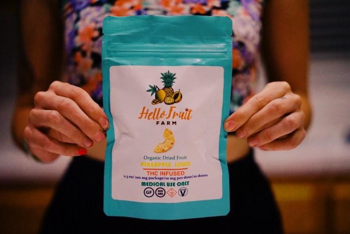 Hello Fruit Farm Pineapple Loud