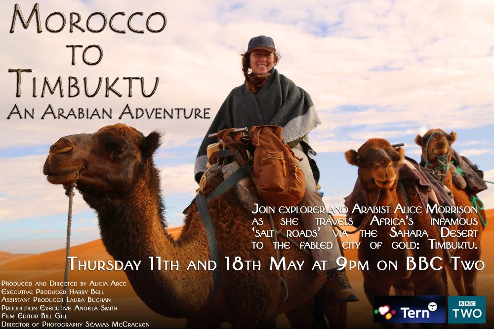 Morocco to Timbuktu: An Arabian Adventure