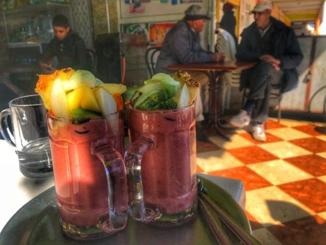 fruit juice in essaouira