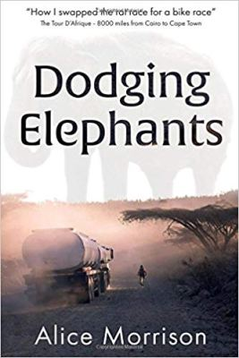 Dodging Elephants across Africa by bike
