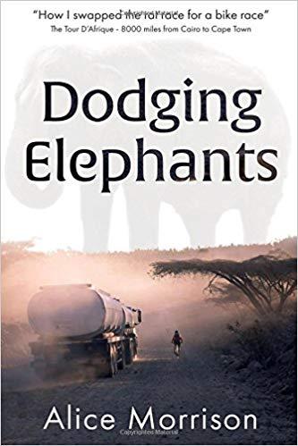 Dodging Elephants across Africa by bike