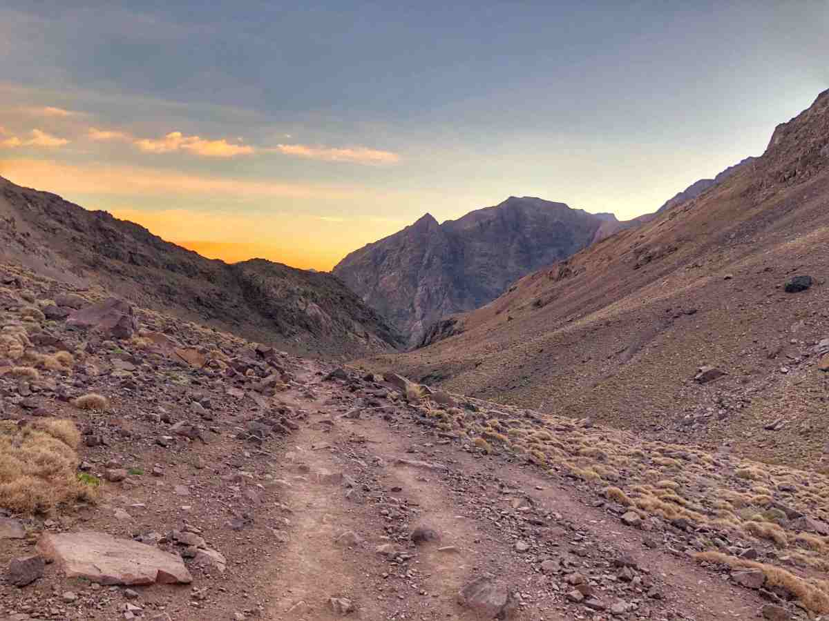 Toubkal in one day