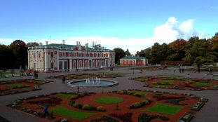 Kadriorg Palace, built for Catherine I of Russia by Peter the Great