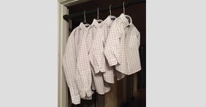 A Tale of Four Shirts