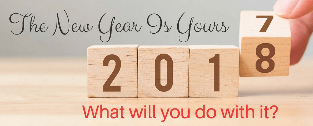 2018 Is Yours