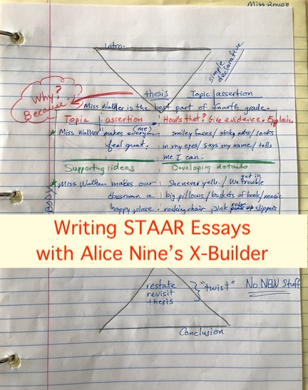 Writing STAAR Essays