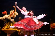 Coppelia - ENB - Photograph by Alice Pennefather