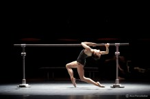 Diana Vishneva - On The Edge - Photograph by Alice Pennefather