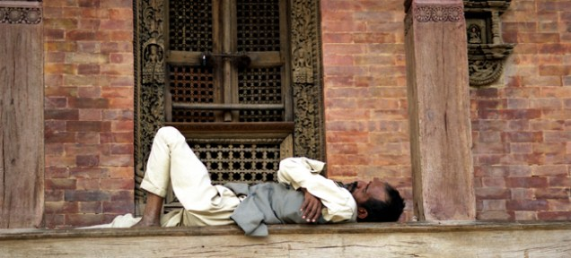 nepal-sleeping