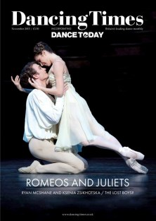 Dancing Times November 2015
