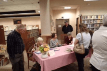 Book Signing with Alice Rhea Mitchell, Sheryl K. Perry, and Matty Rials