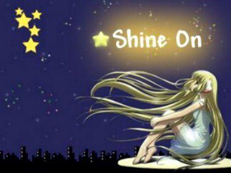 Shine on award!