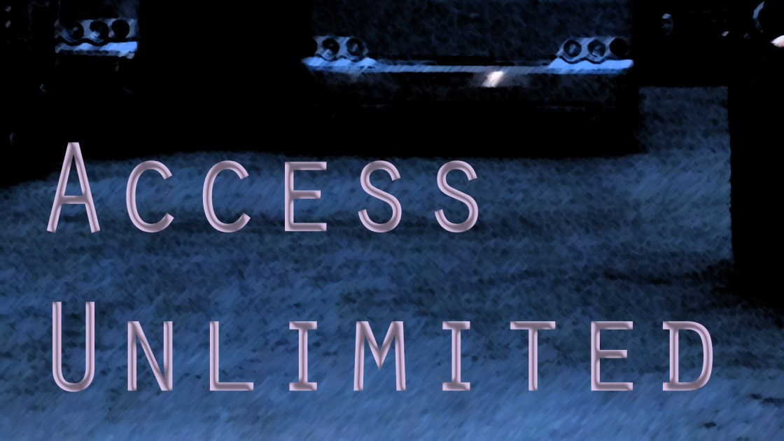 Access Unlimited - cover