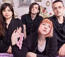 Katie Monks and Dilly Dally