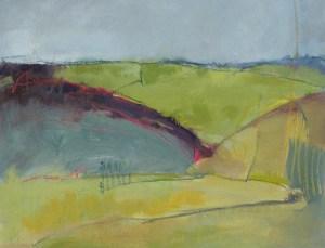 Gated Fields by Alice Sheridan