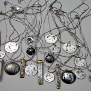 Louise Richards pendants