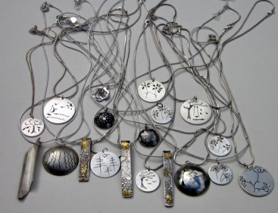 Louise Richards pendants