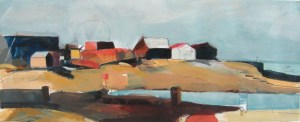 Sea Inlet by Alice Sheridan