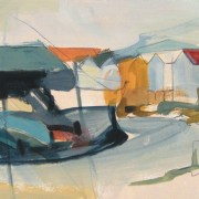 The Boats Behind by Alice Sheridan